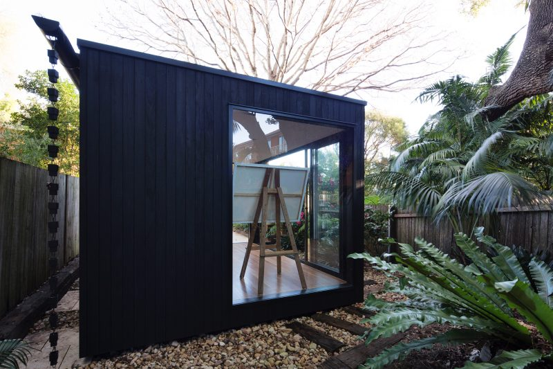 """Jewellery Box Studio"" Selected as Finalist for Timber Design Awards"