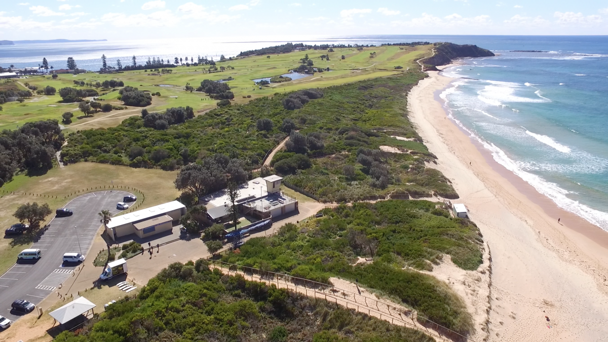 APA wins bid to design Long Reef Surf Life Saving Club