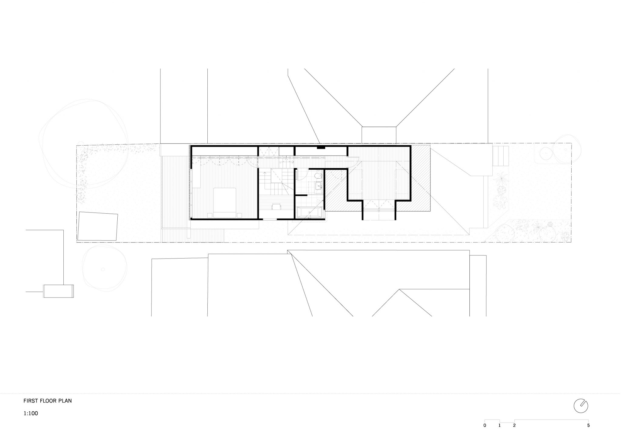 Adriano Pupilli Architects - Saw Tooth House