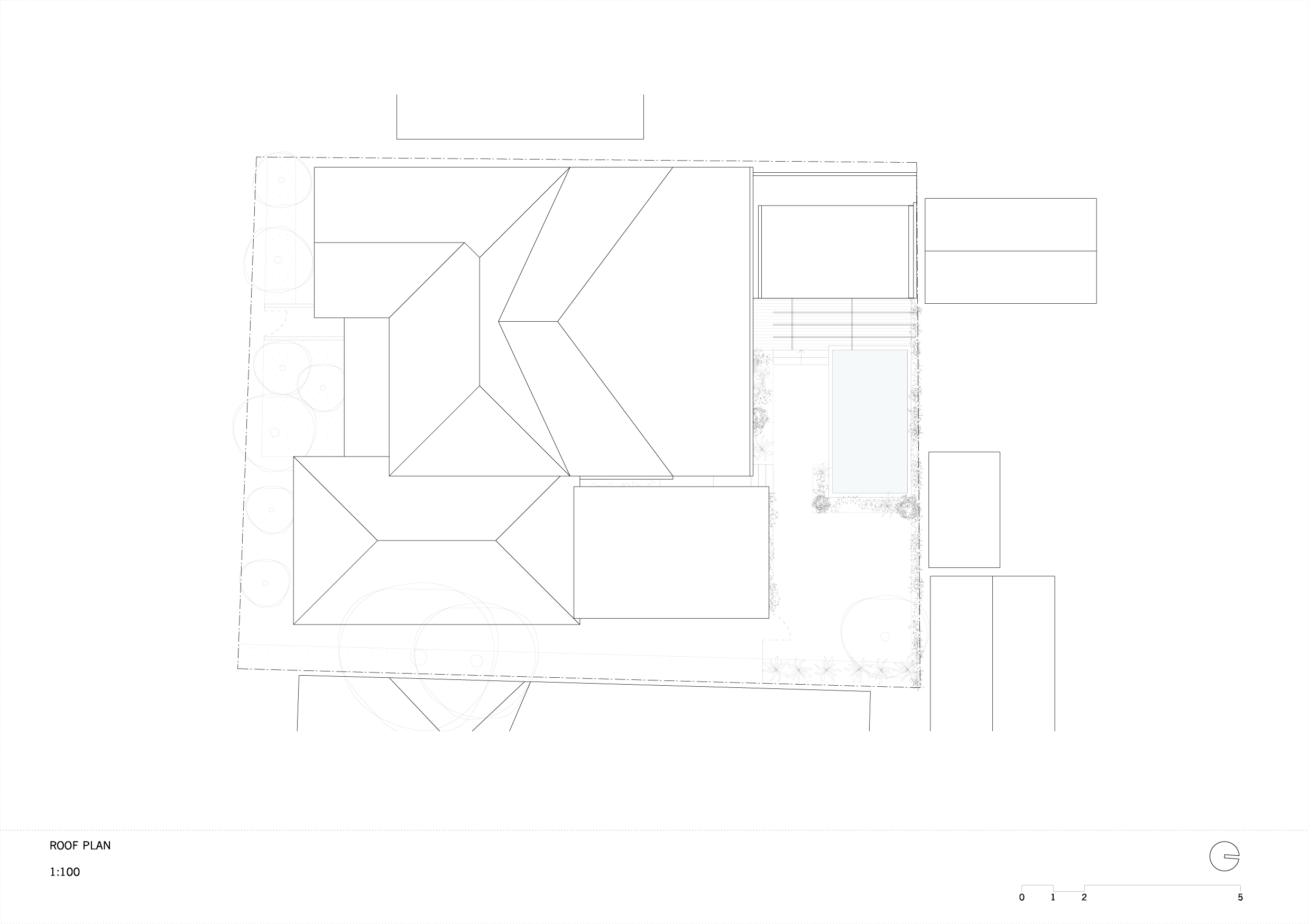 Adriano Pupilli Architects - Lightscoop House