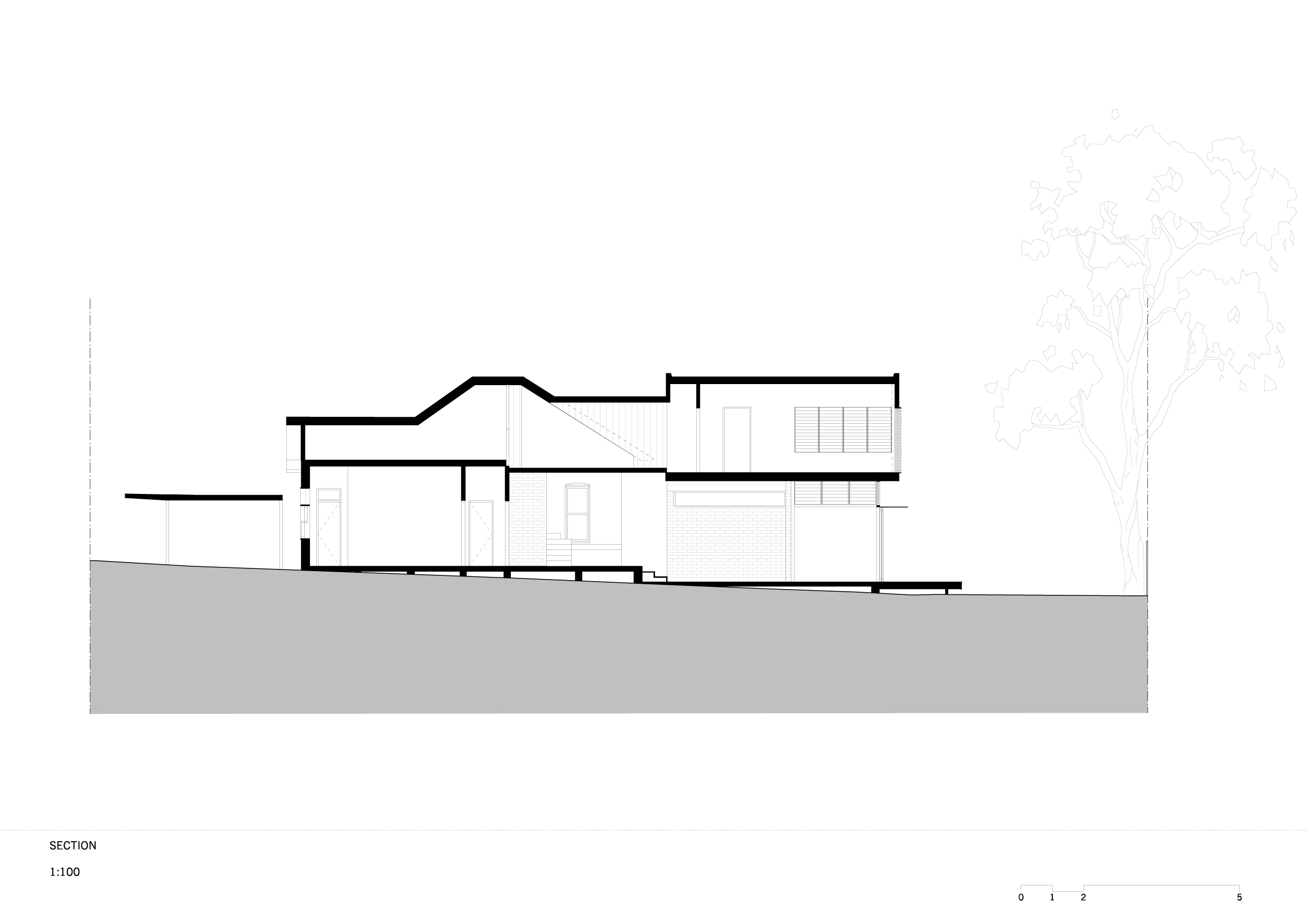 Adriano Pupilli Architects - Lightbox House
