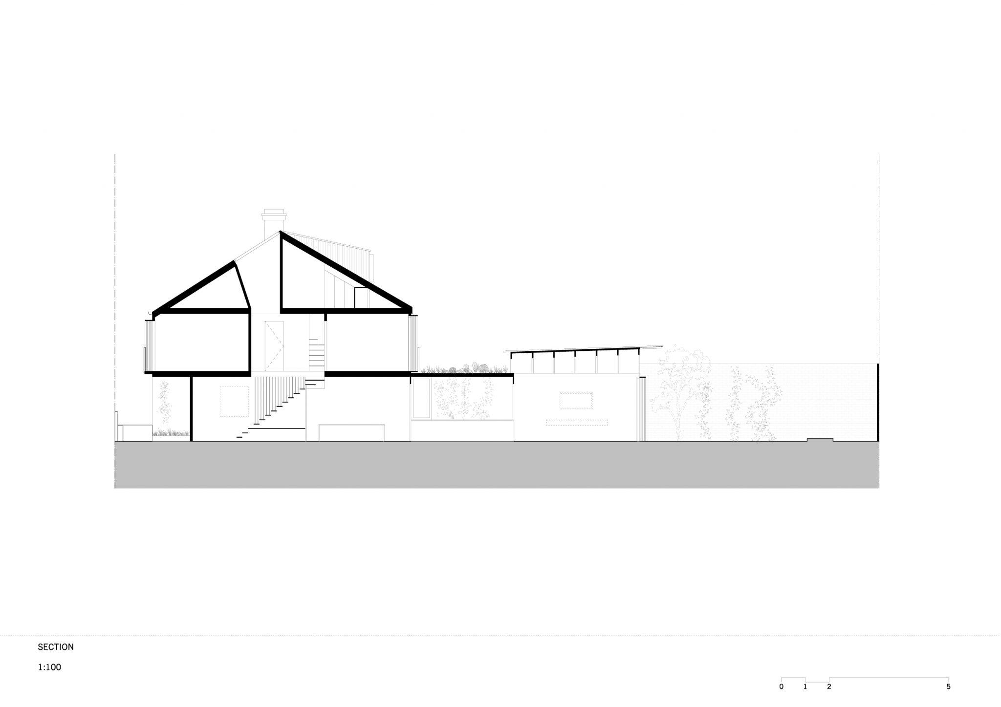 Adriano Pupilli Architects - Narrow House