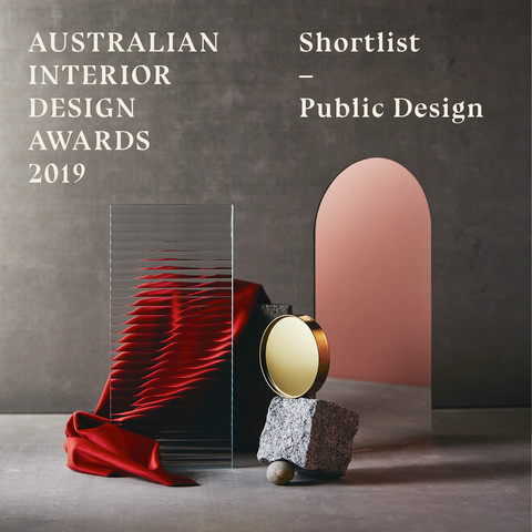 """The Portico"" Shortlisted for Australian Interior Design Awards 2019"