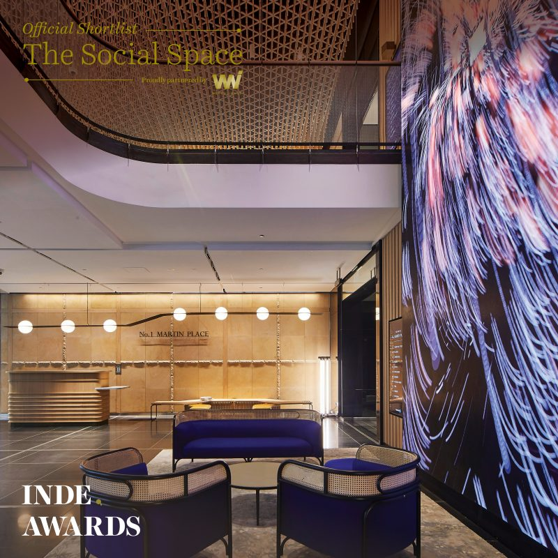 """The Portico"" Shortlisted for INDE.Awards 2019"