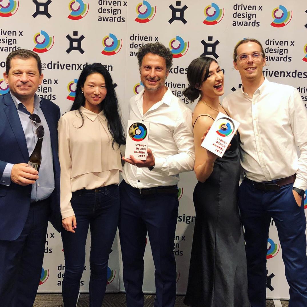 The Social Space – Gold Winner – 2019 Sydney Design Awards