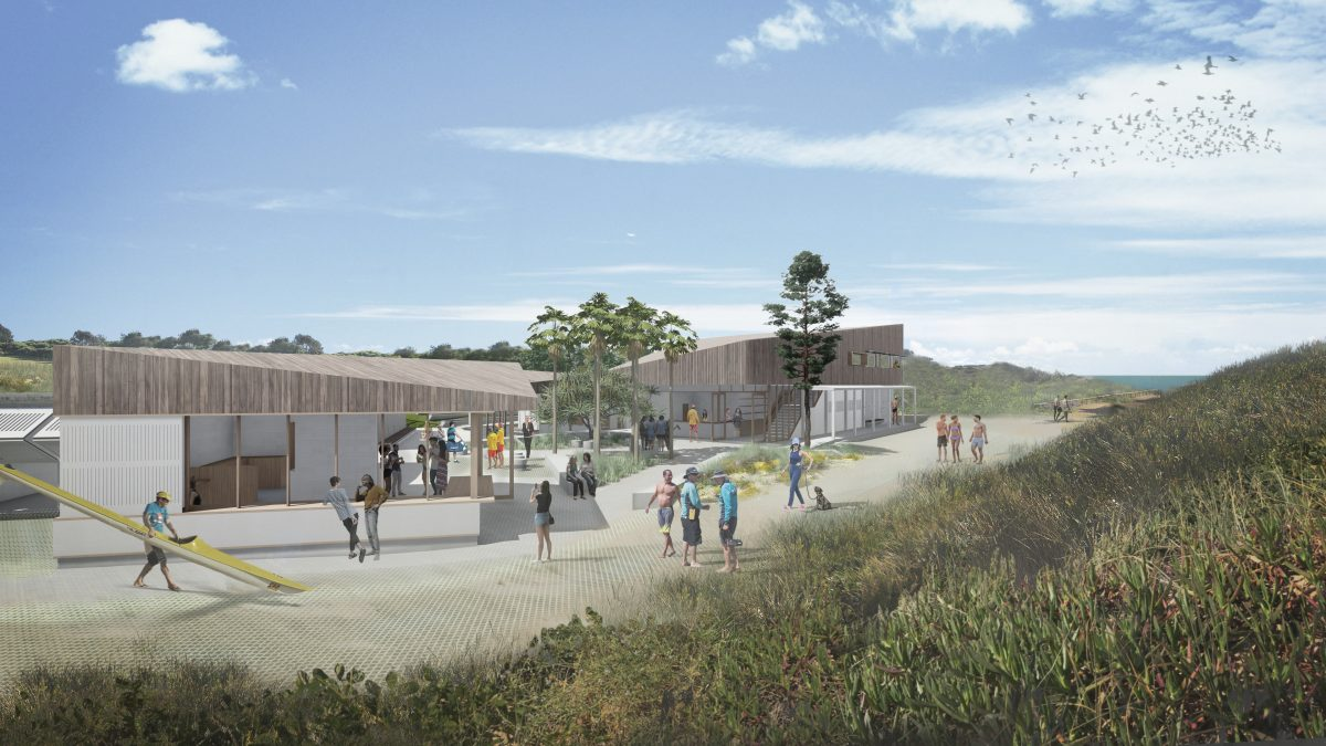 Long Reef SLSC DA Unanimously Approved by Planning Panel