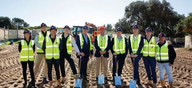 Long Reef Ground Breaking Ceremony